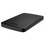 жесткий диск Toshiba USB 1000Gb Canvio Basics черный