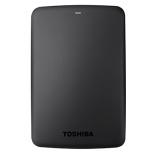 жесткий диск Toshiba CANVIO BASICS 500GB, чёрный