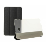чехол для планшета Samsung Tab A 10.1 SM T585/T580 Trans Cover, черный