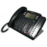 IP-телефон AudioCodes IP320HDEPS, Черный