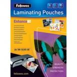 расходные материалы Fellowes FS-53061, пленка для ламинирования