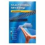 пружина переплётная Office Kit BP2066,черная