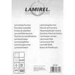 плёнка для ламинирования Lamirel LA-7866401, 100 шт