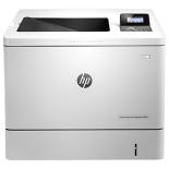 лазерный цветной принтер HP Color LaserJet Enterprise M552dn