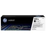 картридж для принтера HP 201X Черный