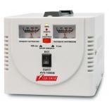 Стабилизатор напряжения PowerMan AVS-1000M (1000 ВА, 2 розетки, электромеханический)