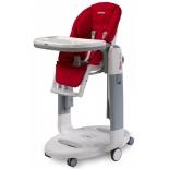 стульчик для кормления Peg-Perego Tatamia, Flagola  красный
