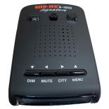 радар-детектор Sho-Me G-1000 Signature (приемник GPS)