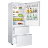 холодильник Haier A3FE742CGWJRU, белый