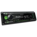 автомагнитола Kenwood KMM-103GY (зеленая подсветка)