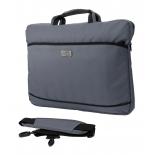 сумка для ноутбука PC PET PCP-A1117 GY, 17'', серая