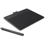 планшет для рисования WACOM Intuos Comic Pen & Touch Small (CTH-490CK-N), чёрный
