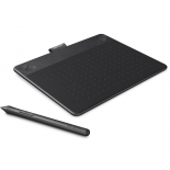 планшет для рисования WACOM Intuos Art Pen & Touch Small Tablet, чёрный