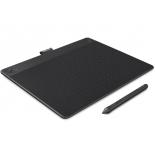 планшет для рисования WACOM Intuos Art Pen & Touch Medium Tablet, чёрный