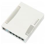 коммутатор (switch) MikroTik RB260GS (управляемый)