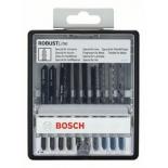 набор инструментов Bosch ROBUST LINE (2607010574), универсальный