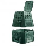 компостер садовый Prosperplast Evogreen (850 л) зеленый