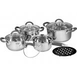 набор посуды для готовки Vitesse VS-2065 (9 предметов)