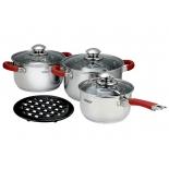 набор посуды для готовки Vitesse VS-9016 (7 предметов)