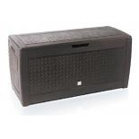 ящик для хранения Prosperplast Boxe Matuba, венге