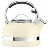 чайник для плиты KitchenAid KTEN20SBAC кремовый