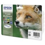 картридж для принтера Epson T1285 Multipack (4 цвета)