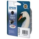картридж Epson T0811 Лебедь Black