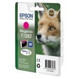 картридж для принтера Epson T1283 Лиса Magenta