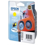 картридж Epson T0634 Машина Yellow