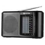 Радиоприемник VITEK VT-3590 BK Чёрный