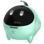Радиоприемник Telefunken TF-1634UB белый/мятный
