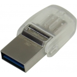 usb-флешка Kingston DataTraveler microDuo 3.0 32GB (USB 3.1 + Type C)