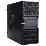 корпус IN WIN EC036 450W Black (Midi-Tower)