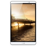 планшет Huawei MediaPad M2 8.0 LTE 16Gb Серебристый