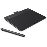 планшет для рисования WACOM Intuos Photo Pen & Touch Small Tablet, чёрный
