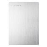 жесткий диск Toshiba STOR.E SLIM FOR MAC 1TB, серебристый