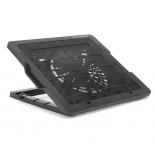 подставка для ноутбука ZALMAN ZM-NS1000 (охлаждающая, 13'', 2xUSB), чёрная
