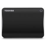 жесткий диск Toshiba Canvio Connect II 500GB, чёрный