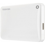 жесткий диск TOSHIBA CANVIO Connect II 1TB, белый