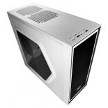 корпус Deepcool TESSERACT SW без БП  боковое окно белый
