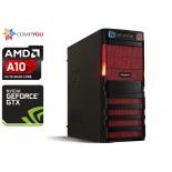 CompYou Home PC H557 (CY.585184.H557), купить за 33 410 руб.