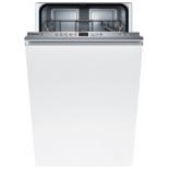 Посудомоечная машина Bosch SPV 43M00 RU встраиваемая, белая, 9 комплектов, сушка