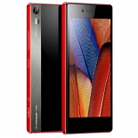 смартфон Lenovo Vibe Shot (Z90, 32Gb, 8+16 Мп, LTE), красный