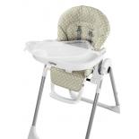 стульчик для кормления Peg-Perego Prima Pappa Zero-3, Babydot, бежевый