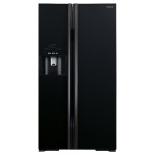 холодильник Hitachi R-S 702 GPU2 GBK черный