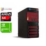 CompYou Home PC H557 (CY.554940.H557), купить за 17 340 руб.