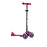 самокат для взрослых Y-Scoo Globber Primo Plus Titanium Neon розовый