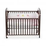 детская кроватка Fiorellino Fiore 12347 орех