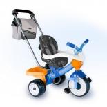 Трехколесный велосипед Coloma Comfort Angel синий-оранжевый