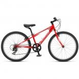 велосипед Schwinn Frontier Boys 24 красный